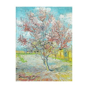 Tablou Vincent van Gogh - Peach Blossoms, 60x45 cm