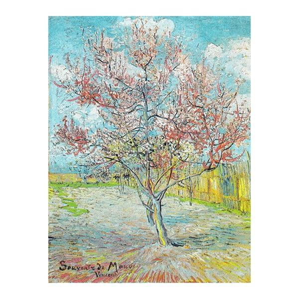 Obraz Vincenta van Gogha - Peach Blossoms, 60x45 cm