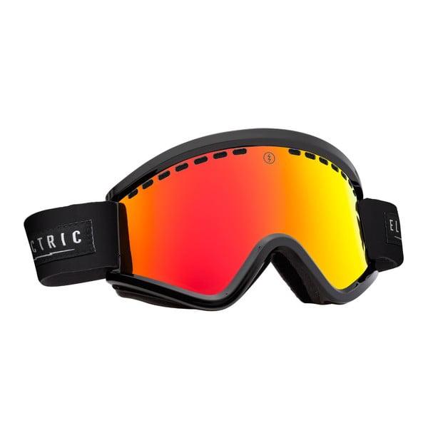 Lyžařské brýle Electric EGV Black Red + sklo do mlhy