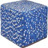 Kožený puf Kare Design Pixel