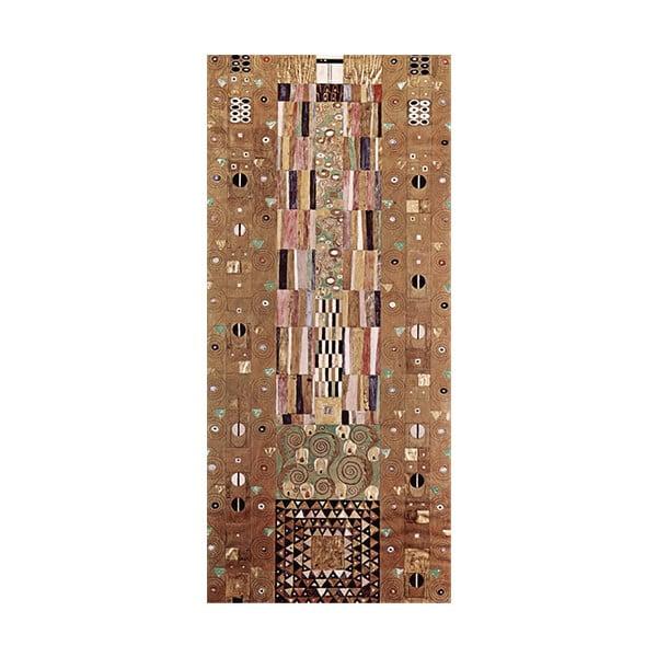 Reproducere tablou Gustav Klimt Callage, 70 x 30 cm