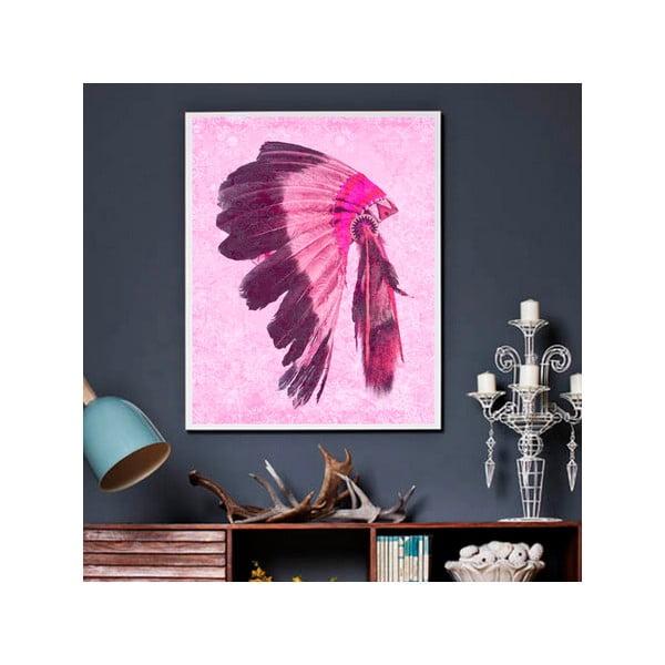 Obraz Indio Pinks, 75x100 cm