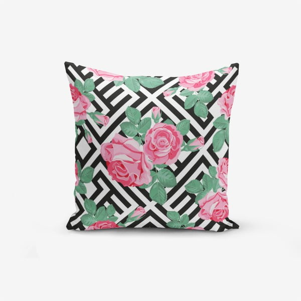 Mix Rose pamutkeverék párnahuzat, 45 x 45 cm - Minimalist Cushion Covers