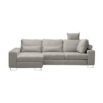 Canapea colţar Windsor & Co Sofas Alpha partea stângă bej