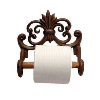 Suport din metal pentru hârtia de toaletă Antic Line Vintage de la Antic Line