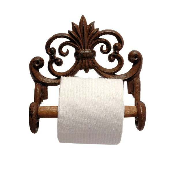 Vintage fém wc-papír tartó - Antic Line
