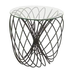 Măsuță auxiliară Kare Design Wire Ball, ⌀45cm