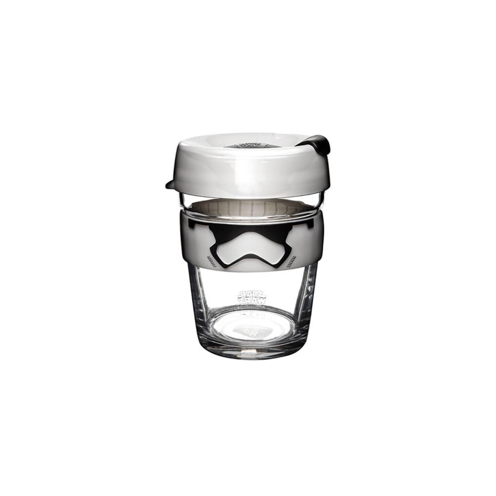 Produktové foto Cestovní hrnek s víčkem KeepCup Star Wars Stormtrooper, 340 ml