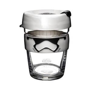 Cestovní hrnek s víčkem KeepCup Star Wars Stormtrooper, 340 ml