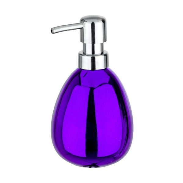 Dávkovač mýdla Purple Metallic