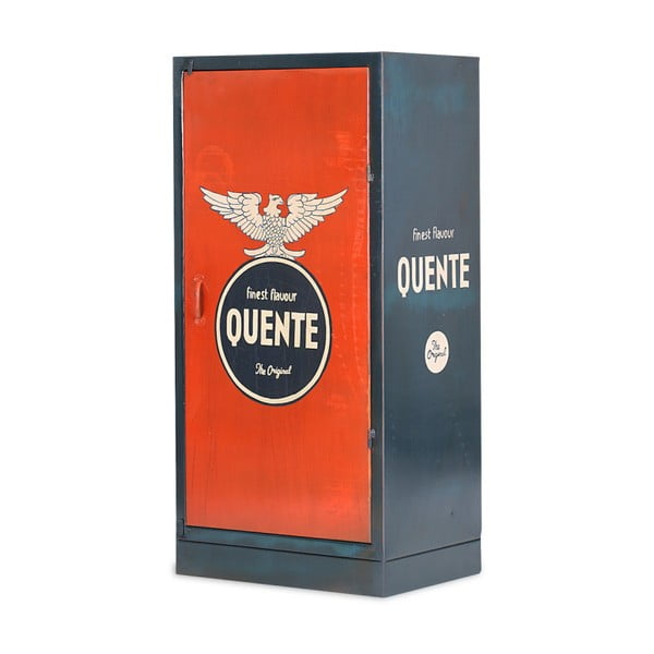 Vysoká skříň WOOX LIVING Quente