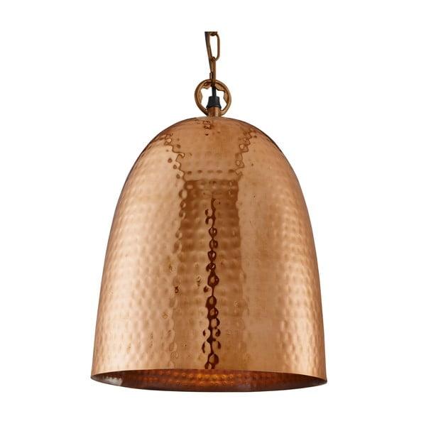 Stropní světlo Copper Bell, měděná