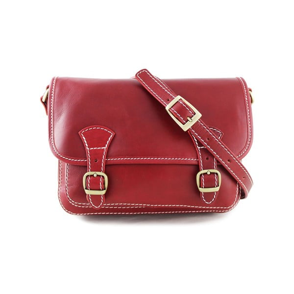 Kožená unisex taška Octavio Rosso