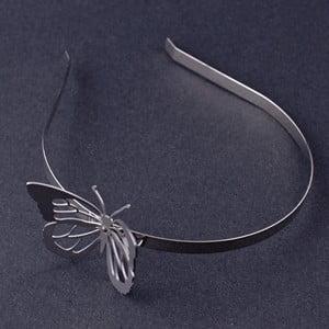 Ocelová čelenka Motýl