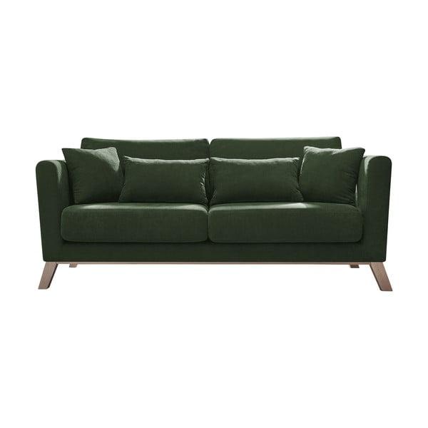 Zielona sofa Bobochic Paris Doblo