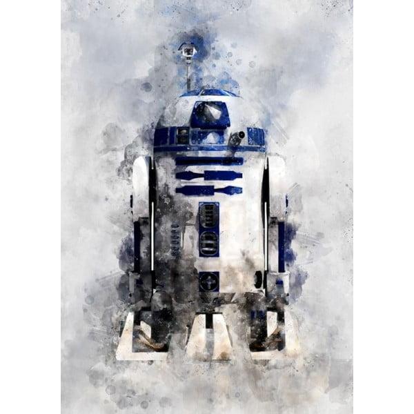 Star Wars 2 poszter, 30 x 40 cm - Blue-Shaker