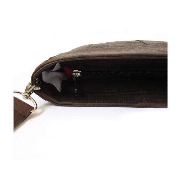 Taška TMarcela, Sport Uni sešívaná Dark Chocolate