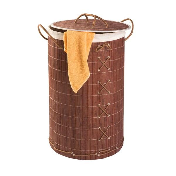 Coș din bambus pentru rufe Darina