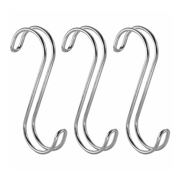 Set 3 cârlige InterDesign Classico