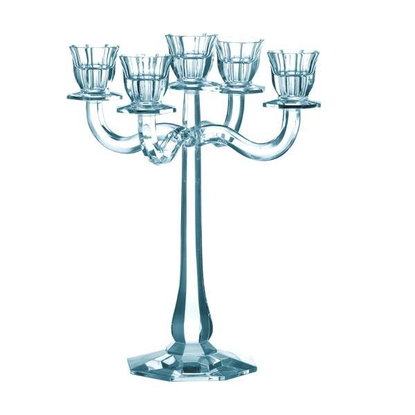 Svícen na 5 svíček z křišťálového skla Nachtmann Ravello