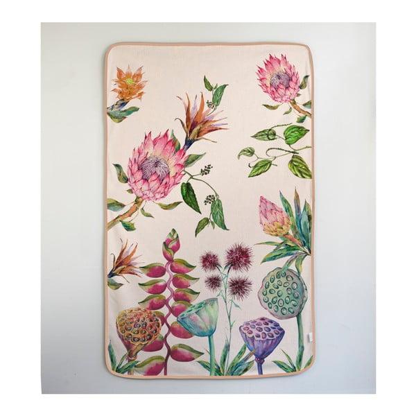 Ręcznik Madre Selva Flores Salvajes, 150x90 cm