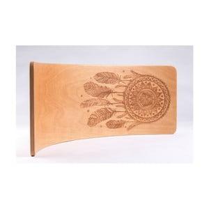 Bukové houpací prkno Utukutu Lapač, délka82cm