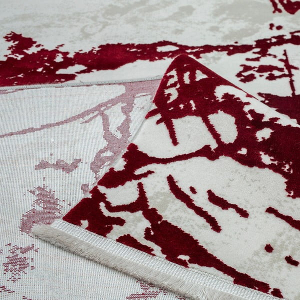 Běhoun Extravagante Rojo, 80 x 300 cm