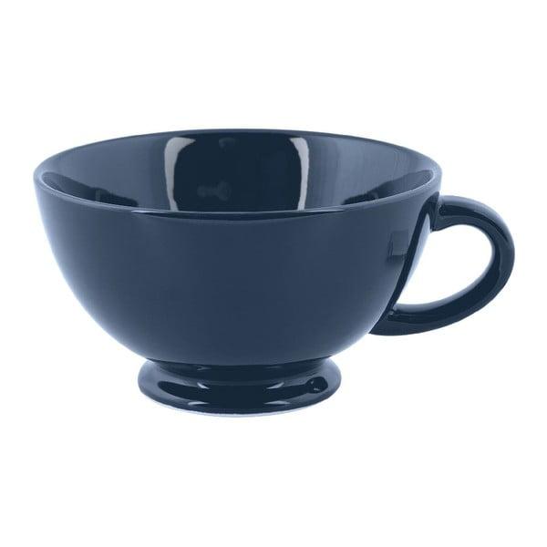 Hrnek Jumbo Cappuccino, modrý