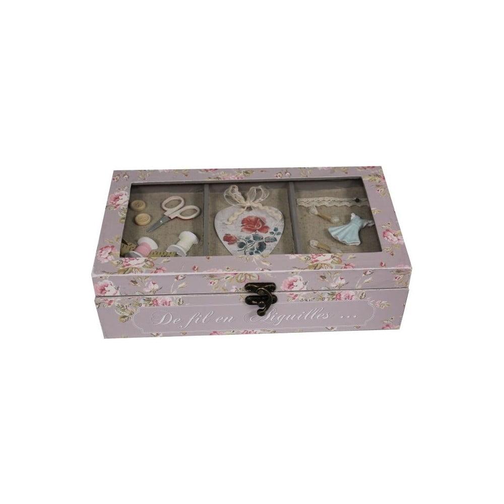 Box na šití Antic Line De Fil en Aigulles