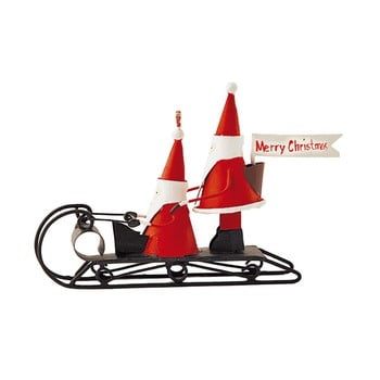 Decorațiune pentru Crăciun G-Bork Santas on Sledge imagine