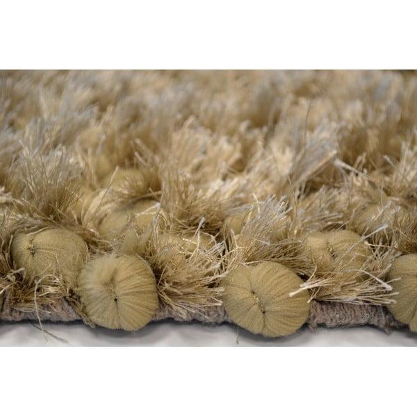 Ručně tkaný koberec Bakero Dessert Champagne, 130x190cm