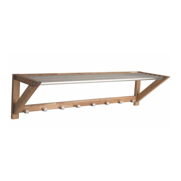 Cuier din lemn de stejar natural Rowico Sif