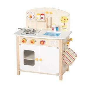 Dětská kuchyňka na hraní Roba Kids Lila