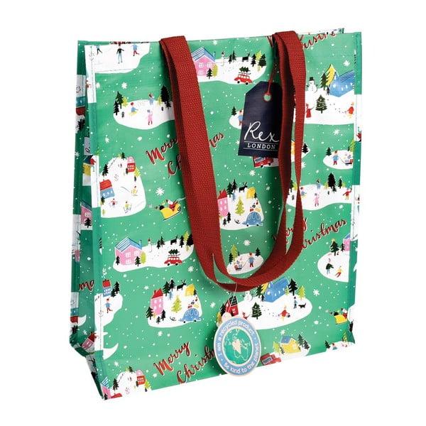 Nákupná taška Rex London Christmas Wonderland