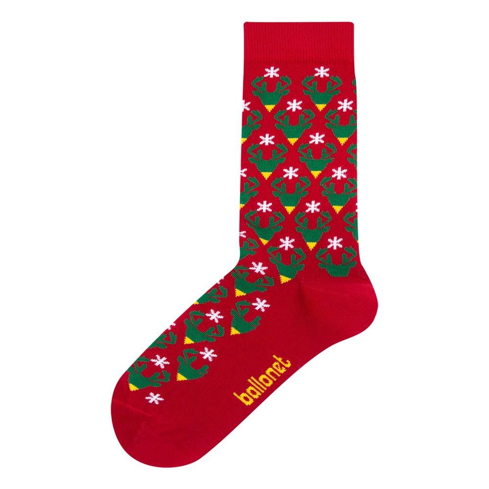Ponožky Ballonet Socks Caribou, velikost 41–46