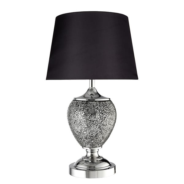 Stolní lampa Black Mosaic