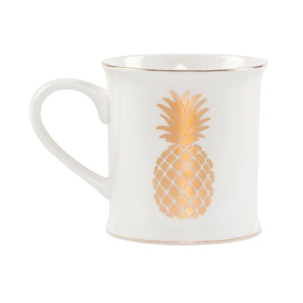 Porcelánový hrnček Sass & Belle Pineapple