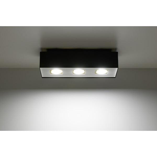 Černé stropní světlo Nice Lamps Hydra3