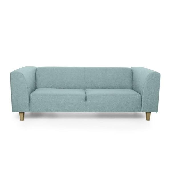 Diva háromszemélyes mentazöld kanapé - Softnord