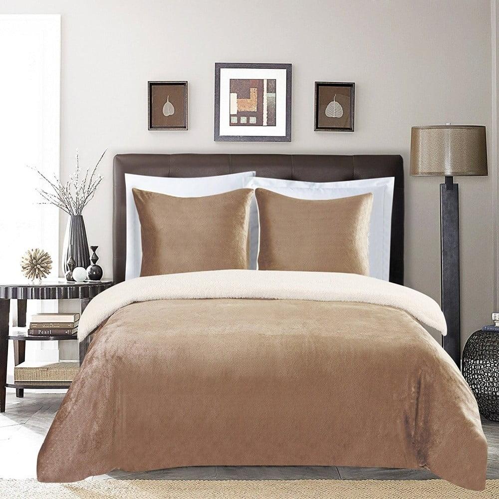 b ov povle en z mikrovl kna decoking teddy 135 x 200. Black Bedroom Furniture Sets. Home Design Ideas