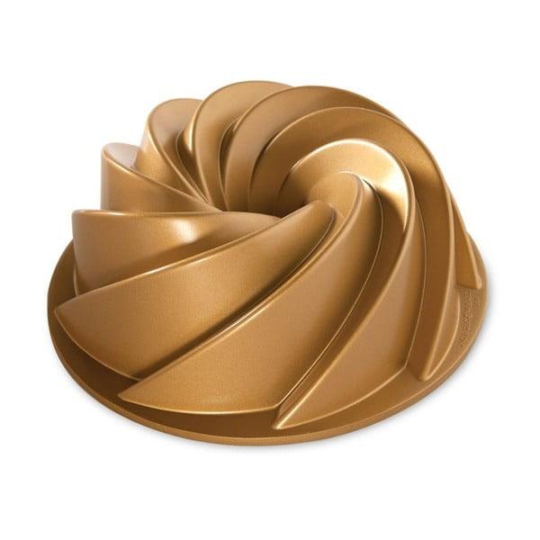 Forma do babki w kolorze złota Nordic Ware Rondo Heritage, 2,4 l