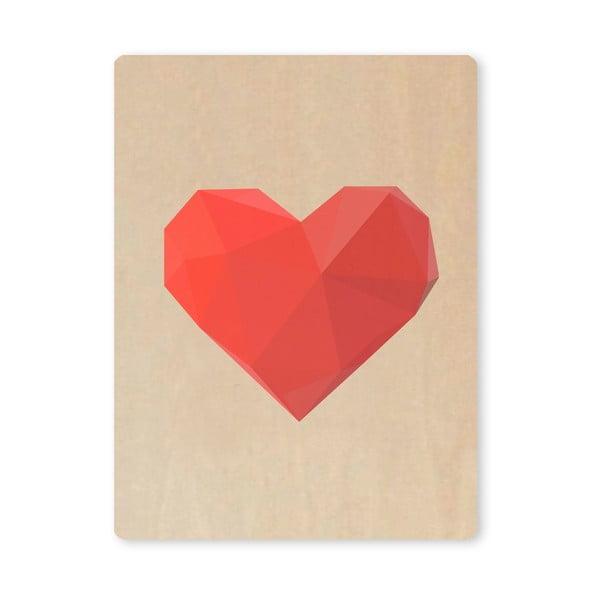 Obraz Novoform Artboard Heart, A7