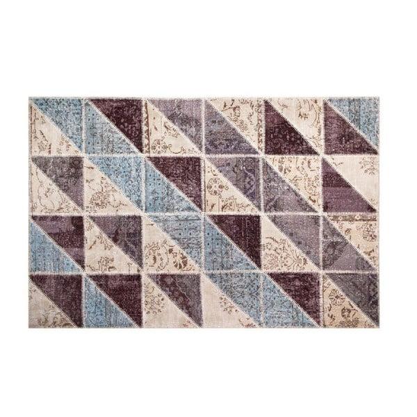 Vlněný koberec Allmode Sivas Sophi, 200x140 cm