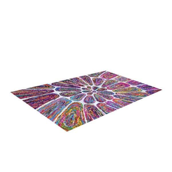 Vlněný koberec Chindi Two, 153x244 cm