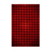 Koberec Bakero Casablanca Square 120x180 cm, červený