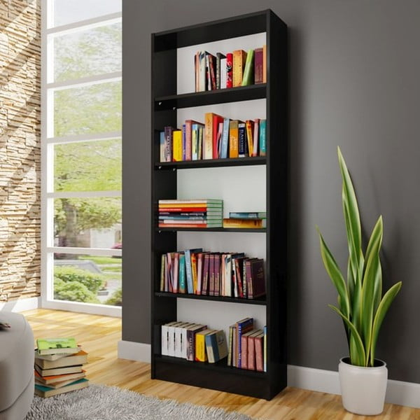 Knihovna Sardunya Black