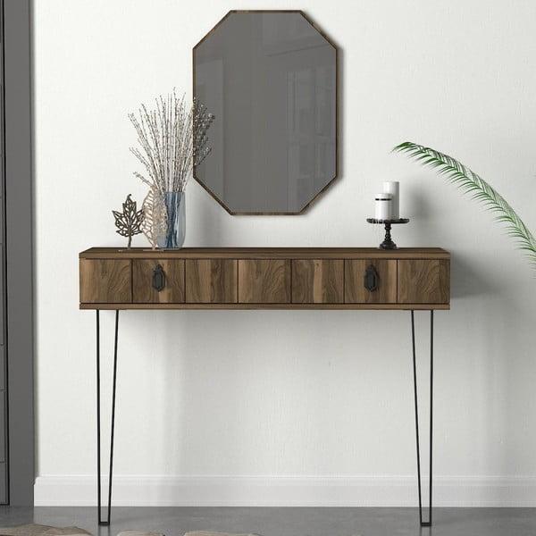 Set konzolového stola so zrkadlom Lost