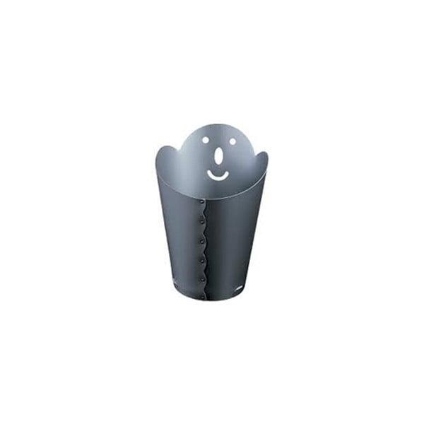 Odpadkový koš Alchimillo, šedý