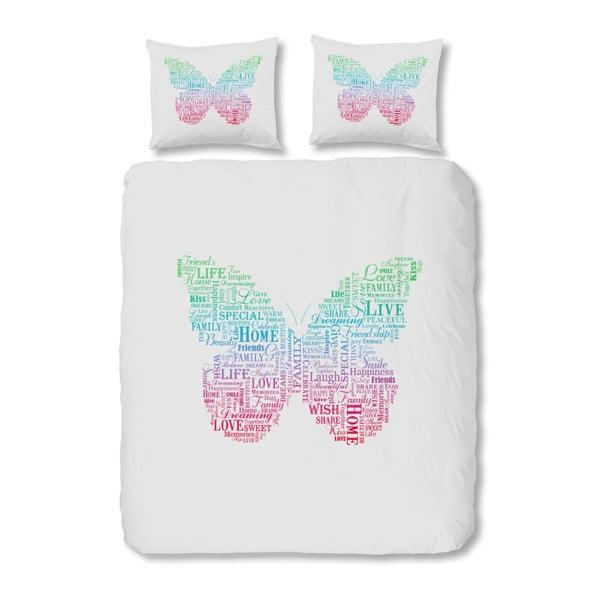 Bavlněné povlečení Muller Textiels Butterfly,240x200cm