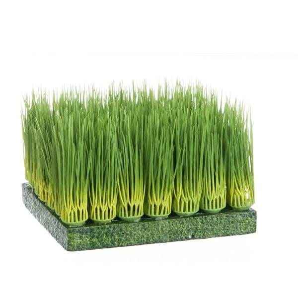 Dekorace Grass, 18x18x11 cm